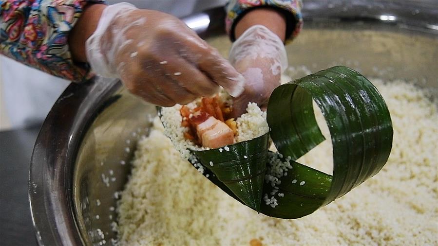 粽子飄香端午節