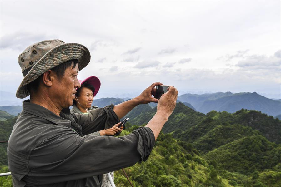 瑤族夫妻護林員:用愛守護綠水青山