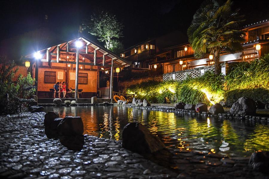 廣西金秀:瑤韻民宿帶旺鄉村旅遊