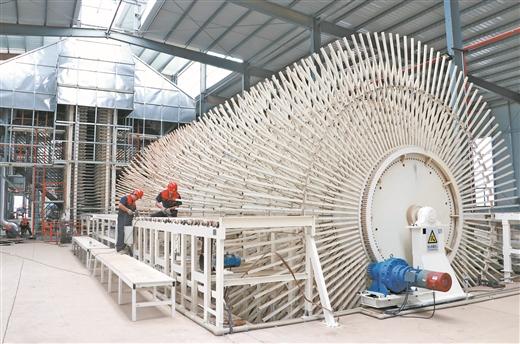 平樂三季度工業項目開竣工16個 總投資19.6億元
