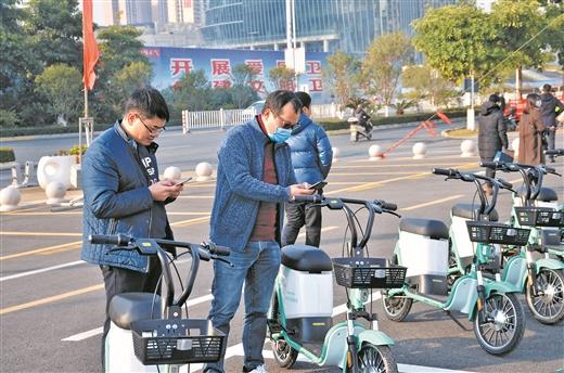 貴港:市民共享本地造電動車
