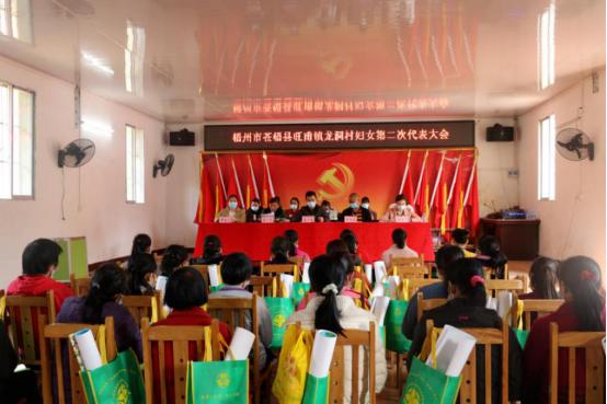 梧州市婦聯舉行村(社區)婦聯換屆線上觀摩和培訓活動