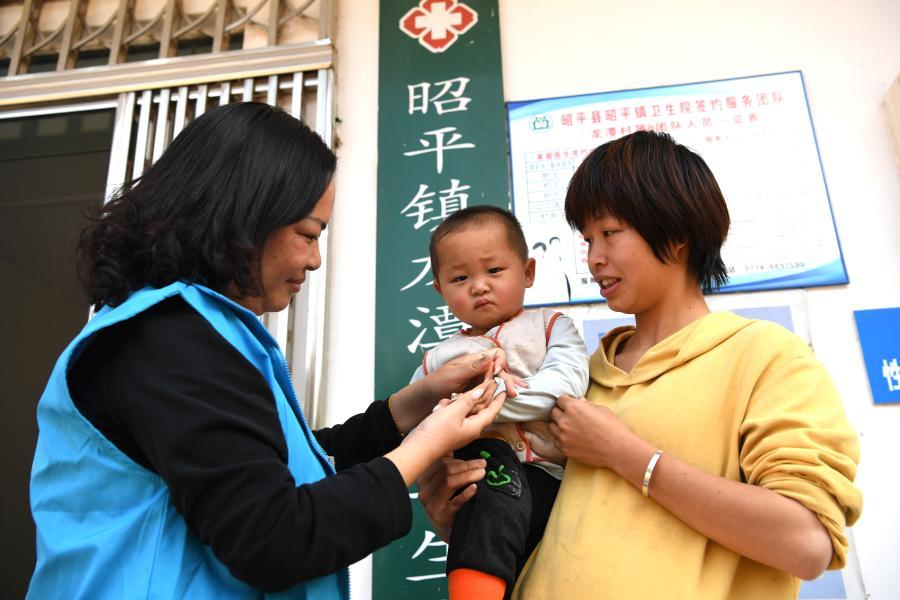 全國人大代表陳坤:守護村民健康 助力鄉村振興