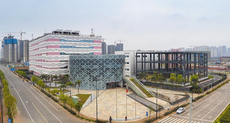 中國—東盟信息港南寧核心基地建設提檔加速