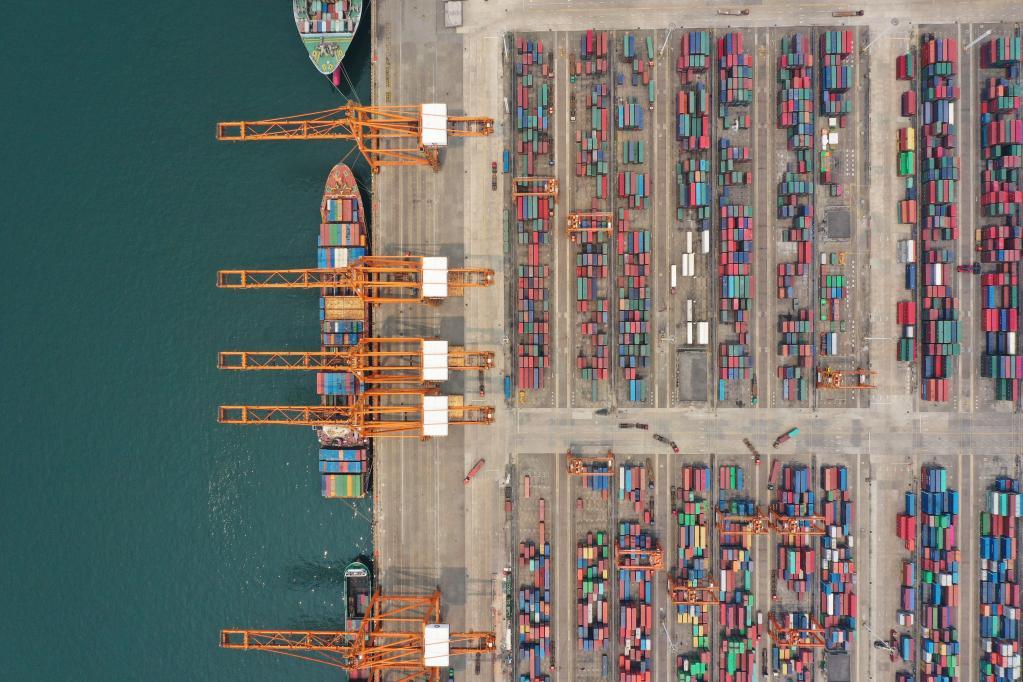 """開放發展之""""一帶一路""""聯通中國與世界"""