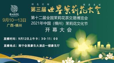 第三屆世界茉莉花大會開幕大會