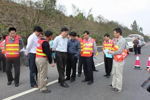 柳州運營公司迎國檢規范化檢查工作圓滿結束