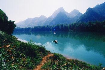 紅水河七百弄風景區