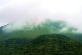 綠蘆煙雨——綠蘆山