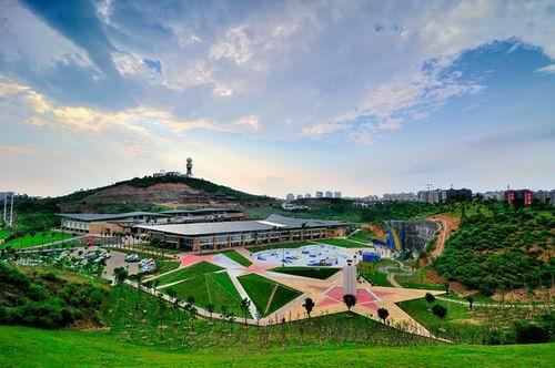 南寧市李寧體育園