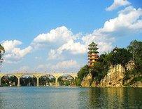麗江風景旅遊區