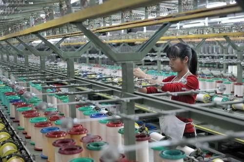 廣西蒙山:加快絲綢産業發展