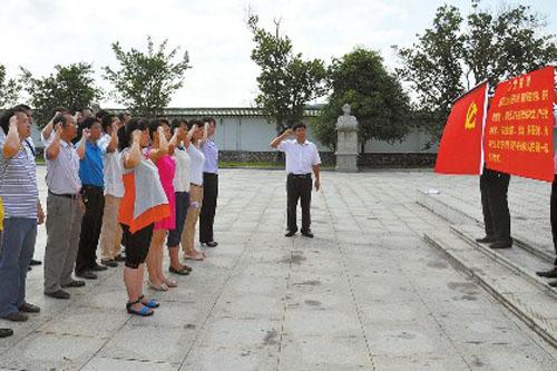 宁明举行民办幼儿园教师基本功