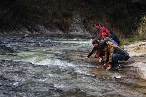 桂東南罕見山地休閒旅遊度假勝地27日開放試業