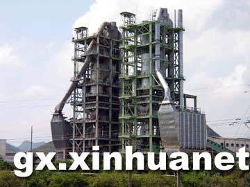 平果机械股份中国氧化铝二期铝业投产书的图纸工程关于图片